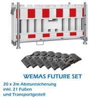 WEMAS Future Set, insg. 40m Absturzsicherung