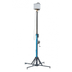 Atlas Copco Lichtmast HiLight P2+ LED